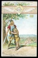 MARBURG 1898. Litho Képeslap - Slovenië