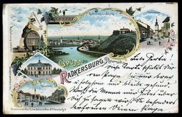 RADKERSBURG 1899. Litho Képeslap - Slovenië