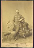 1875. Ca. Malatinszky György 1842-1920. Politikus, Országgyűlési Képviselő, Cabinet Fotó - Andere