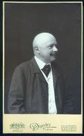 KOLOZSVÁR 1905. Dunky : Dr. Udránszky László 1862-1914.  Orvos, Fiziológus, Egyetemi Tanár,rektor, Cabinet Fotó - Foto's