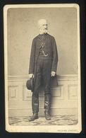 PEST 1864. Heller József : Krieger Pál , Ritka  Visit Fotó - Foto's