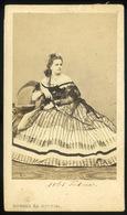 PEST 18665.  Borsos és Doctor : Ismeretlen Hölgy,  Visit Fotó - Foto's
