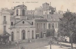 ORAN: L'Eglise Saint-Esprit - Oran