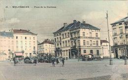 Belgium Molenbeek Place De La Duchesse Carte Rare Delhaize - St-Jans-Molenbeek - Molenbeek-St-Jean