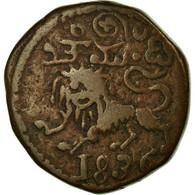 Monnaie, INDIA-PRINCELY STATES, MYSORE, Krishna Raja Wodeyar, 20 Cash, 1836 - Inde