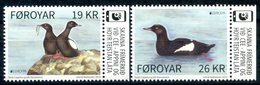 Europa 2019 - Féroés Foroyar - Oiseau (Cepphus Grylle - Guillemot à Miroir) ** - 2019