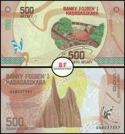 Madagascar | 500 Ariary | 2017 | P.99 | UNC - Madagascar