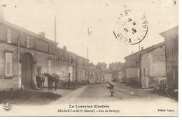 Ac8/      55    Brabant Le Roy    Rue De Revigny     (animations) - Francia