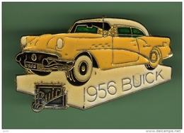 BUICK 1956 *** JAUNE N°2 *** 2032 - Corvette
