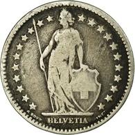 Monnaie, Suisse, 2 Francs, 1875, Bern, TB+, Argent, KM:21 - Suisse