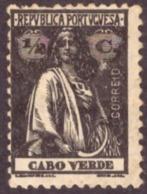 Cabo Verde / Cap Vert - 1914  Ceres  # MNH # 1/2 C - Cap Vert