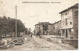 Ac8/      55   Hannonville Sous Les Cotes     Rue De Fresne   (animations) - Francia