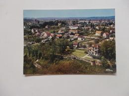 Montigny-sur-Loing, Vue Aérienne. - France