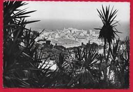 CARTOLINA VG MONACO - Echappee Sur Le Rocher De MONACO - 10 X 15 - ANN. 1956 - Viste Panoramiche, Panorama