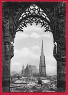 CARTOLINA VG AUSTRIA - VIENNA WIEN - Stephansdom - 10 X 15 - ANN. 1955 - Chiese
