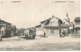 Ac8/      51   Moiremont    La Place   (animations) - France