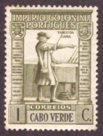 Cabo Verde / Cap Vert - 1938 Império Colonial Português # MNH # - Cap Vert