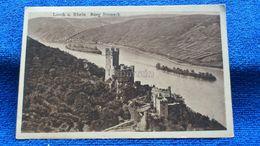 Lorch A. Rhein Burg Sooneck Germany - Germania