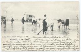 Oostende - Ostende - Baigneuse - Baadster - Le Bon Editeur - 1912 - Oostende