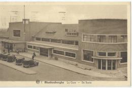 Blankenberge - Blankenberghe - La Gare - De Statie - Albert 7 - 1937 - Blankenberge