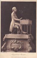 AK Mozart Am Spinett - Skulptur . Mozart-Museum Salzburg (41549) - Muziek En Musicus