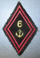 Losange 6° Régiment Du Génie - Armée De Terre