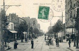 75  PARIS  15e AR   RUE  DE VOUILLE - Arrondissement: 15