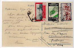 MAROC - MARRUECOS - CV 1952 Vers FRANCE - BX1 - Spanisch-Marokko