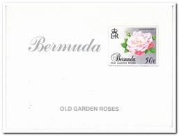 Bermuda 1989, Postfris MNH, Roses, Flowers - Bermuda
