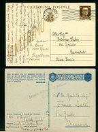 ITALIA - CARTOLINA POSTALE PER LE FORZE ARMATE - SCUOLA MILITARE DI MILANO - 1900-44 Vittorio Emanuele III