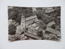 Landouzy-la-Cour, Vue Aérienne-l'église. - Altri Comuni