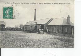 SAINTE MARGUERITE D'ELLE   Station D'ecremage1910 - France