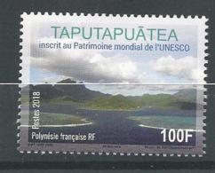 Polynésie Française 2018 - Taputapuatea - Polynésie Française