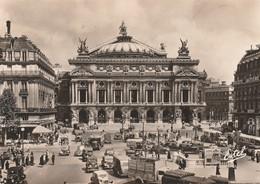 Cartolina - Postcard / Viaggiata - Sent / Parigi, Piazza - Squares