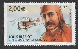 France 2008 Neuf Poste Aérienne Aviation Aviateur Louis Blériot YT PA 71 - France