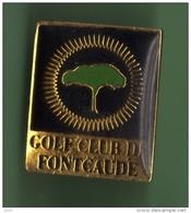 GOLF *** CLUB DE FONTCAUDE *** 1009 - Golf
