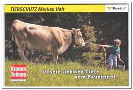 Oostenrijk, Postfris MNH, Farm Animals ( Kronen Zeitung ) - 1945-.... 2de Republiek