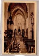 Nolay Intérieur De L'église - France
