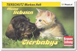 Oostenrijk, Postfris MNH, Baby Animals ( Kronen Zeitung ) - 1945-.... 2de Republiek