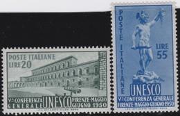 Italy    .     Yvert    .     556/567      .     **  .     MNH  .   /    .   Neuf SANS  Charniere ** - 6. 1946-.. República