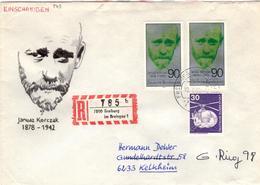 D+ Deutschland 1978 Mi 973 Janusz Korczak (UNIKAT / ÙNICO / PIÉCE UNIQUE / JEDINEČNÝ) - [7] Federal Republic