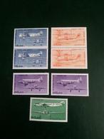 FRANCE Poste Aerienne Neufs **  Faciale 27 €  Prix  18 € - Poste Aérienne