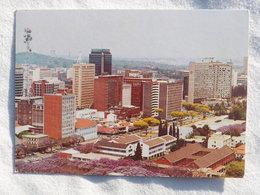 Zimbabwe Harare Skyscrapers  A 192 - Zimbabwe