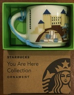 Vietnam Starbucks YOU ARE HERE YAH Ba Na Hills 02 Oz Cup / Mug - Brand New - Other