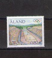 Aland. Jeux Olympiques D'athènes - Aland