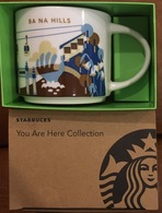 Vietnam Starbucks YOU ARE HERE YAH Ba Na Hills 14 Oz Cup / Mug - Brand New - Other