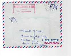 MAROC - BASE AERIENNE 707 - TAXATION BIFFEE - 1959 - BX1 - Marokko (1891-1956)