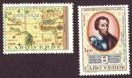 Cabo Verde / Cap Vert - 1968 V Centenário Do Nascimento De Pedro Álvares Cabral, 1467-1520 # MNH # - Cape Verde