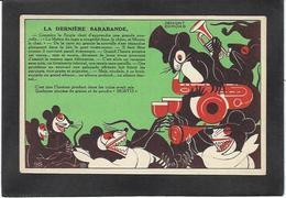 CPA Publicité Publicitaire Réclame Non Circulé Produits MORTIS Par DEMONT EDMOND Souris Mouse - Advertising