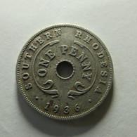 Southern Rhodesia 1 Penny 1936 - Rhodesia